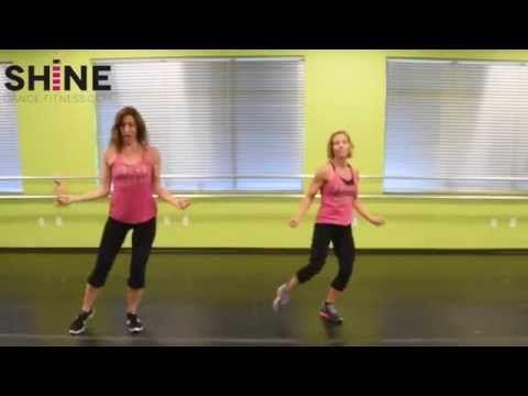 """I don't like it, I love it"" by FLO RIDA SHiNE DANCE FITNESS - YouTube"