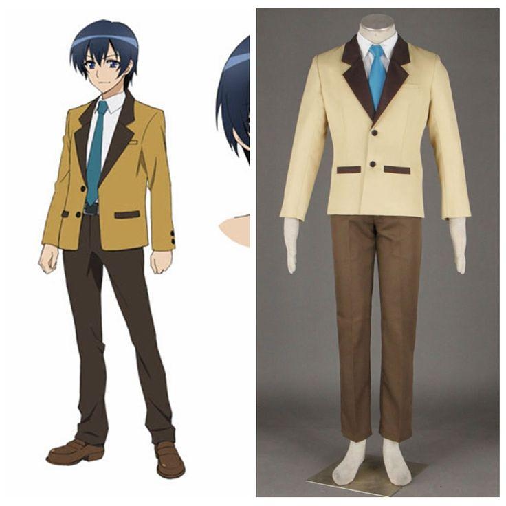 >> Click to Buy << MM! Anime Boy School Uniform Halloween Cosplay Costume #Affiliate