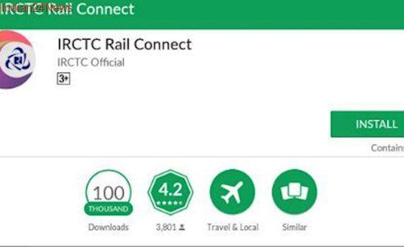 Railway Minister Suresh Prabhu launches new IRCTC Rail Connect app