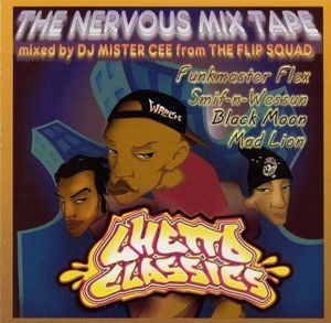 DJ Mister Cee* - Ghetto Classics - The Nervous Mixtape (Vinyl, LP) at Discogs
