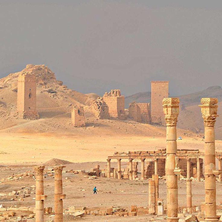 Palmyra, Syria تدمر, سوريا