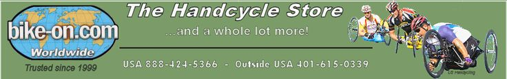 The Handcycle Store: Handcycle, Handbikes, Wheelchairs, Recumbent Adaptive trikes and more..roll with us! Visit with our handbike wheelchair...
