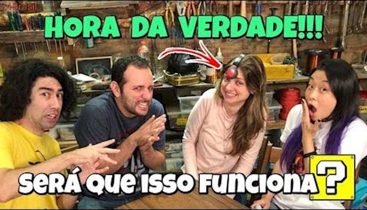 DETECTOR DE MENTIRAS feat. MANUAL DO MUNDO - Será Que Isso Funciona?