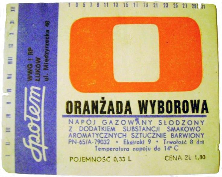 Łukowska rozlewnia wód.