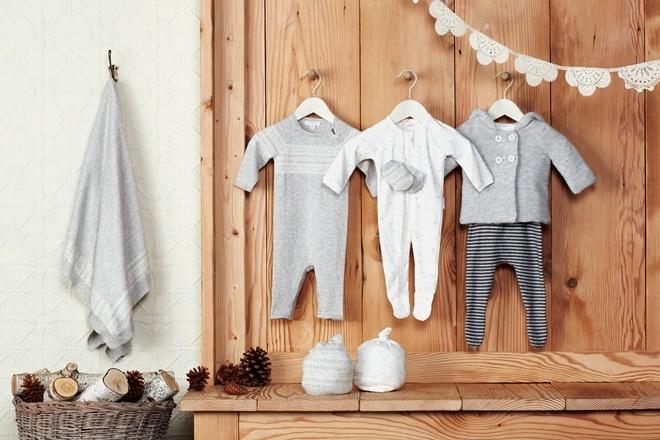 #grey #fairisle #baby #purebaby #purebabyorganic #winter