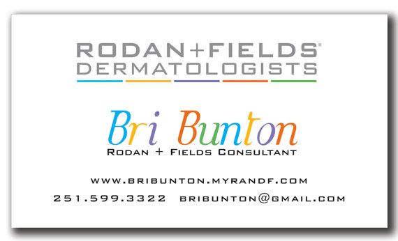 12 best business calling cards images on pinterest calling cards rodan and fields colorful classic business card by lauraleidesign 2500 colourmoves