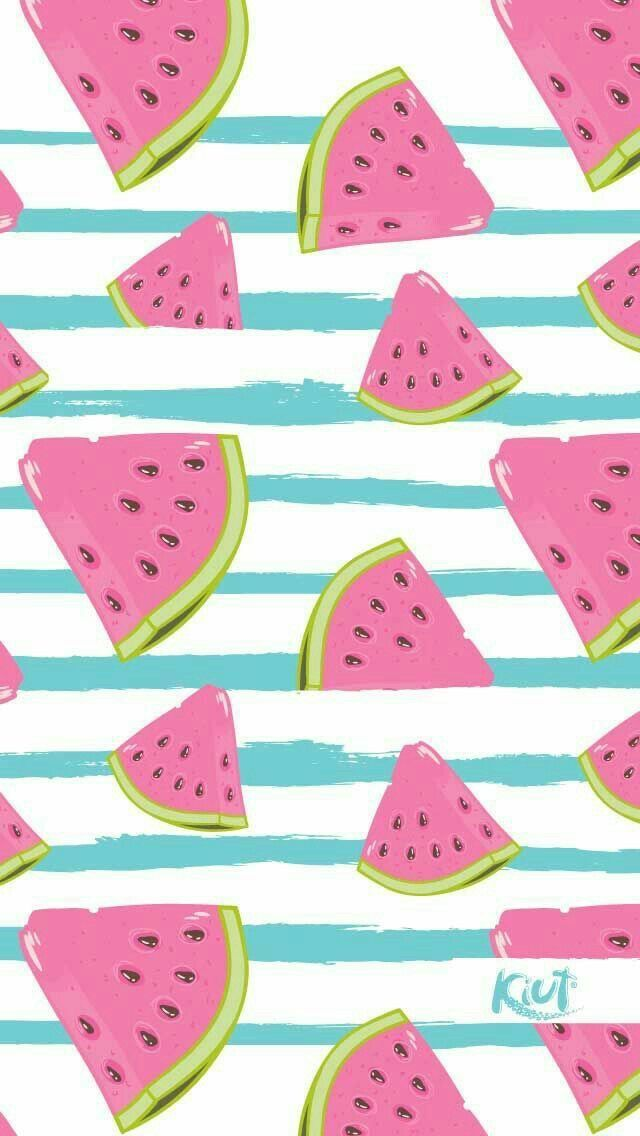 Pin by Raven Ghostly on iPhone ♡ Watermelon wallpaper
