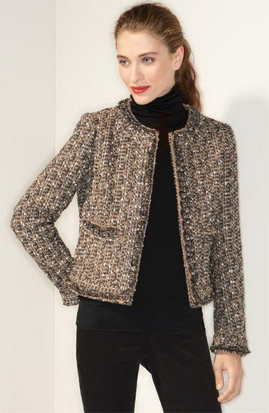 Modelos de Casacos de Tweed