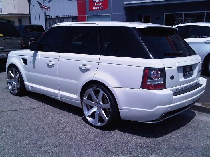 Range Rover Sport 2010 | SINGH AUTOSPORT: 2010 Jaguar / Range Rover ECU Tune