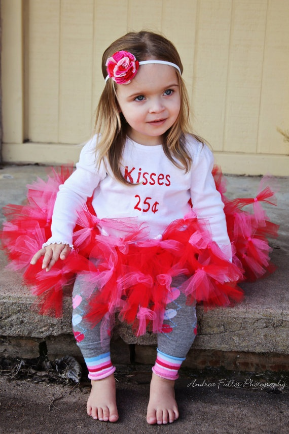 the girls valentines outfit for next year - Girls Valentines Outfit
