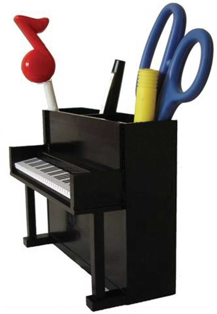Buy Piano Desk Caddy | Music Gift | Music Novelty | -