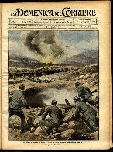 07 maggio 1916