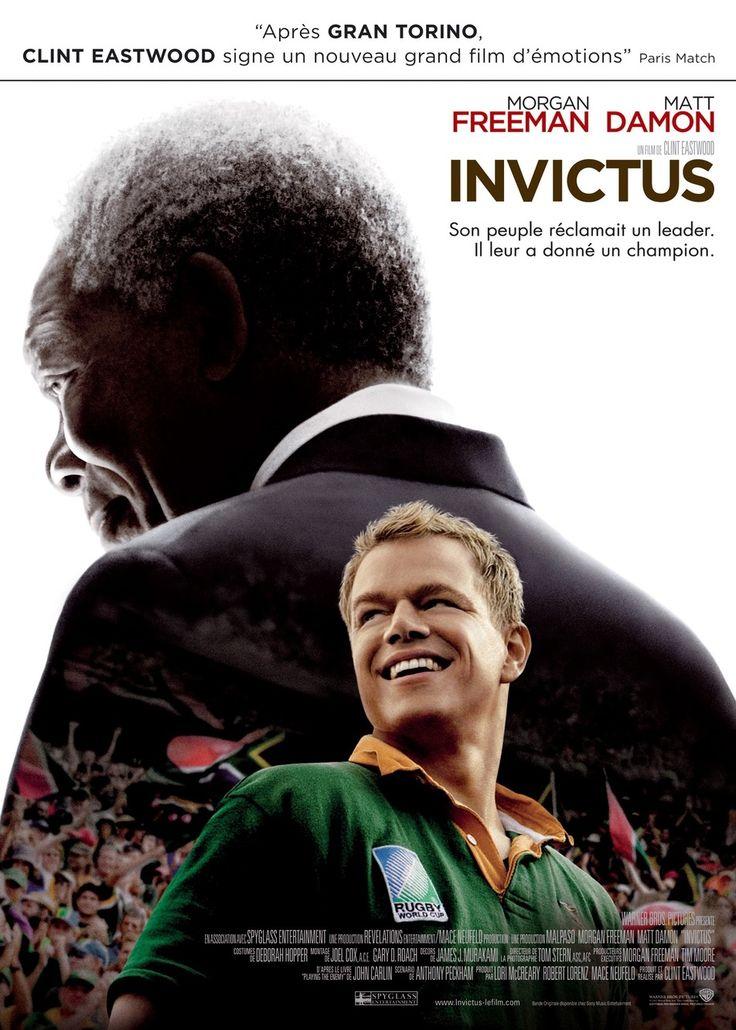 2009 ‧ Drame/Sport ‧ 2h 15m de Clint Eastwood avec Morgan Freeman, Matt Damon - En 1994, l'élection de Nelson Mandela consacre la fin de l'Apartheid, mais l'Afrique du Sud reste une nation profondément divisée sur le plan racial et économique. Pour unifier le pays et donner à chaque citoyen un motif de fierté, Mandela mise sur le sport, et fait cause commune avec le capitaine de la modeste équipe de rugby sud-africaine. Leur pari : se présenter à la Coupe du Monde 1995...