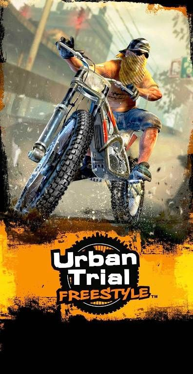poster Urban Trial Freestyle