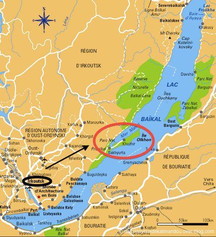United Russia: gain on Baikal 69