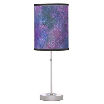 Explosive Decor | Blue Pink Purple Green Pastel | Desk Lamp - girly gifts special unique gift idea custom