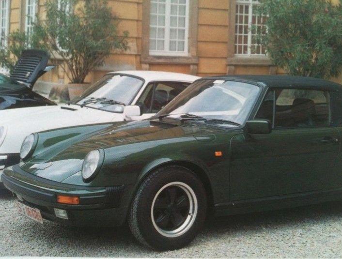 911sc Cabriolet 91zes150069 Of Ferry Porsche Porsche Cabriolets Porsche 911