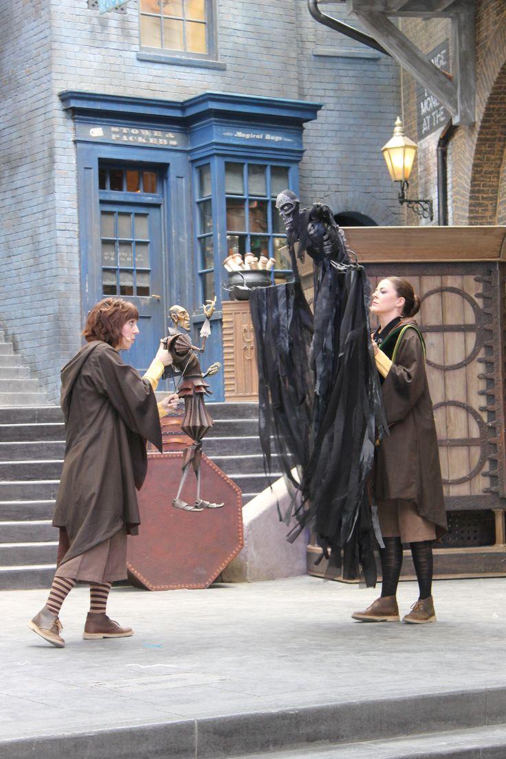 Beedle the Bard - Universal Studios Florida Diagon Alley