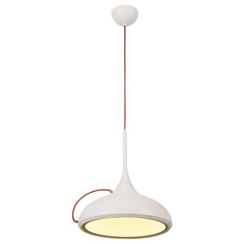 Trendige LED Pendelleuchte I-Ring, dimmbar