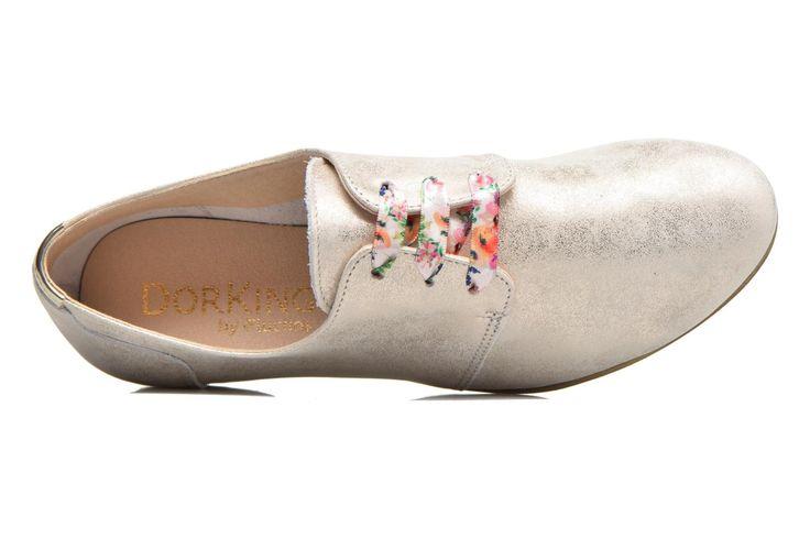 Dorking Candy 5058 (Argent) - Chaussures à lacets chez Sarenza (284509)