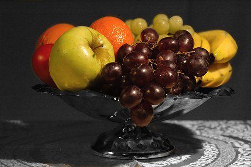 Gyümölcs, Gyümölcstál, Szőlő