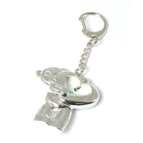 Me To You Tatty Teddy Heart Watch Key Ring MTYG11 Christmas Gift