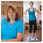 How would you like to be a biggest loser like this lady?