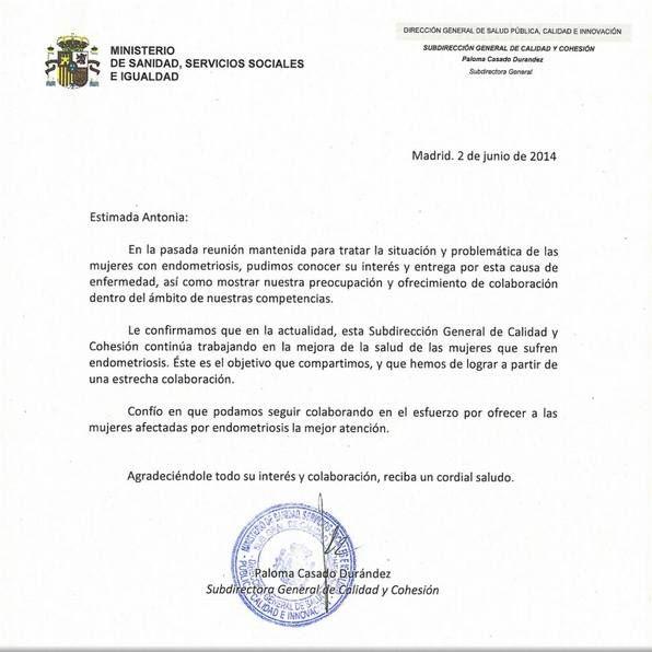 DERIVACIONES, INCAPACIDAD,BAJAS - ASOCIACION ESTATAL DE AFECTADAS ENDOMETRIOSIS (ADAEC)