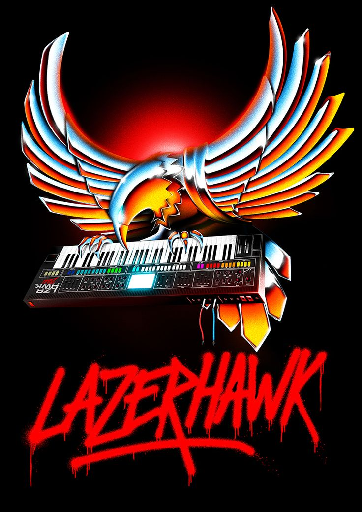 Lazerhawk - Overglow