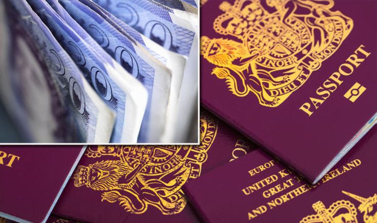 Passport renewal FEE: How much does a new UK passport cost?