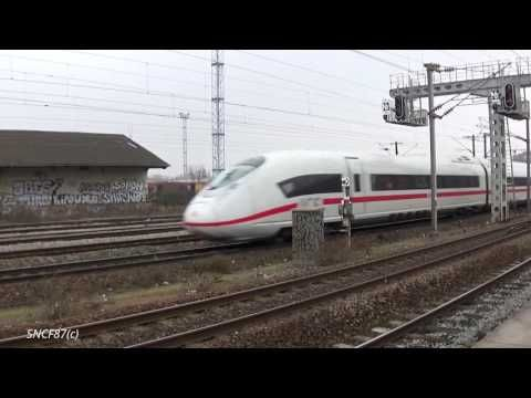 Gare de Pantin (93) | 24 janiver 2017 - YouTube