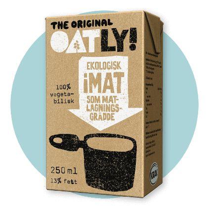 ŚMIETANA OWSIANA BIO OATLY | 250 ml | cena 6,50 na www.pureveg.pl  Najlepsza na rynku wegańska śmietanka owsiana przygotowana z wysokiej jakości szwedzkiego owsa BIO.  #smietanaroslinna #smietanaowsiana #smietankaoatly #oatly #oatlybio #bio
