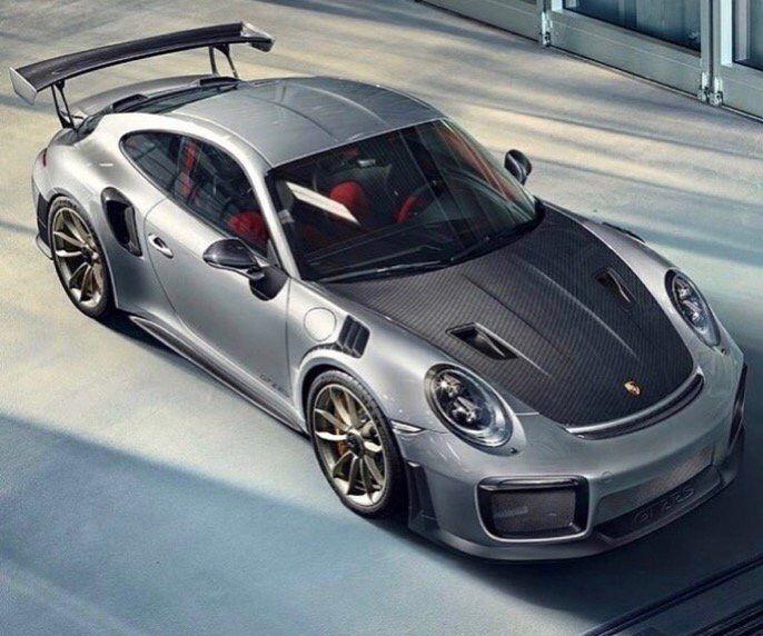 New 690bhp Porsche 911 GT2 RS