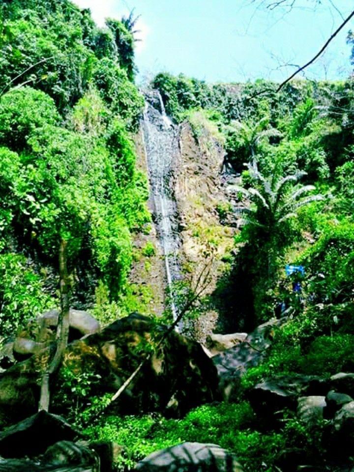 Songgo Langit Waterfall, Jepara, Sentra Java