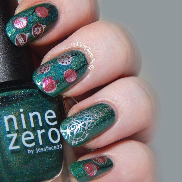 614 mejores imágenes de Nail ideas en Pinterest | Diseños artísticos ...