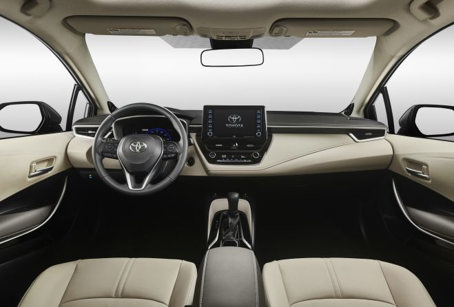 Toyota Corolla 2020 Interior Redesign In 2020 Toyota Corolla Corolla Toyota