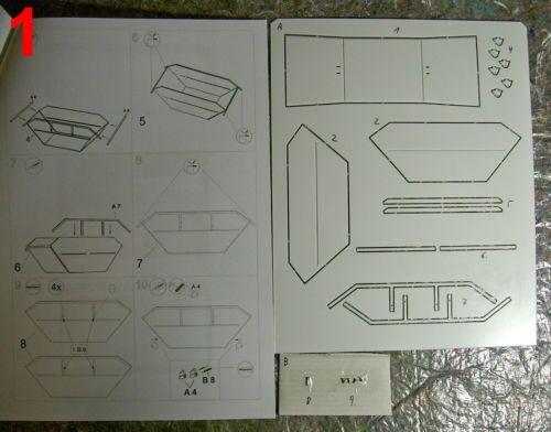 Polystyrol-Modell-Bausatz-Absetzcontainer-Absetzmulde-1-32-Spur1-CNC-gefraest-6