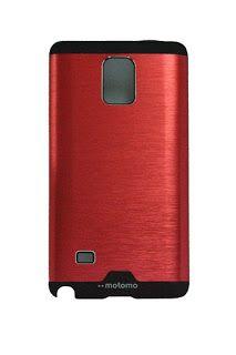 Toko Aksesories Gadget: Motomo Metal Case Untuk Samsung Galaxy Note 4