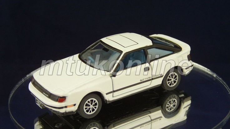 TOMICA TL 91 | TOYOTA CELICA 2000GT-R ST162 1985 | 1/58 | ST 2007 BOX | LAST ONE