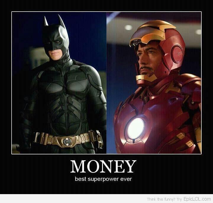 Money... the best super power evet   Interesting Facebook Posts   Pinterest    The o'jays, Money and Super powers