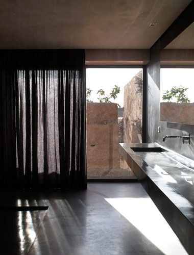 Studio KO - Villa K - Marrakech - ©Dan Glaser > Bathroom