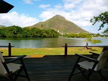 River view Mauritius Holiday Villa