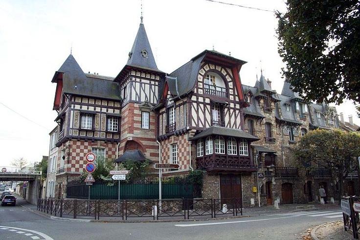 Maison de l'architecte Théophile Bourgeois
