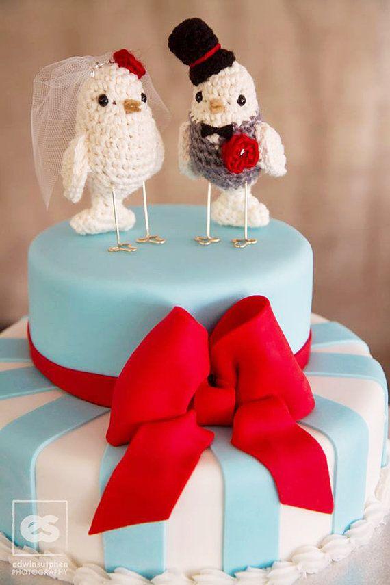 Best 25 Bird Cake Toppers Ideas On Pinterest