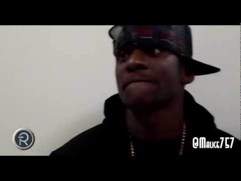 Random Questions Interview With Malice (of The Clipse)