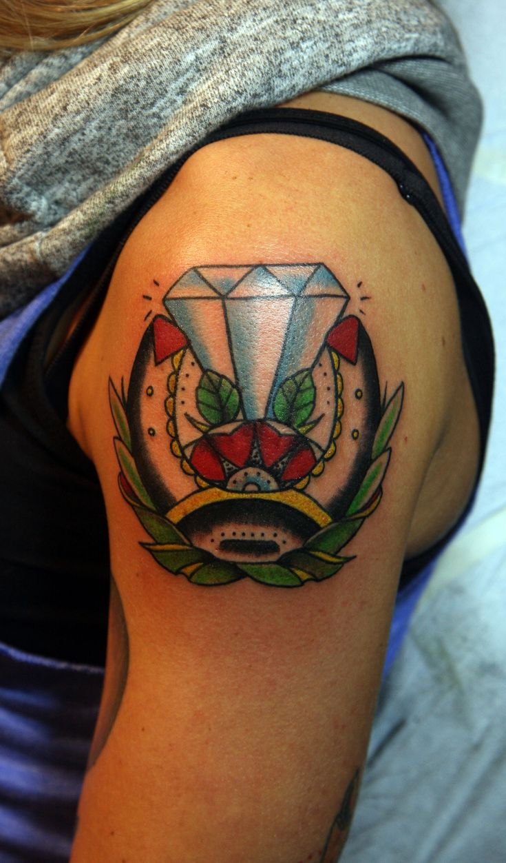 50 best images about Diamond Tattoos for Men on Pinterest