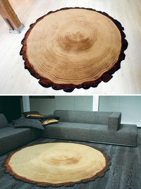 unusual floor rugs and carpets for modern interior decorating