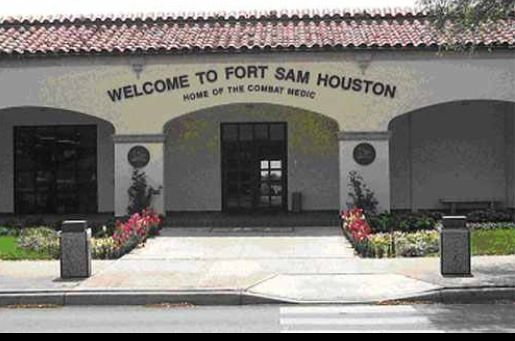 ft sam houston memorial day events