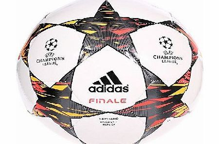 adidas Official Adidas UEFA CHAMPIONS LEAGUE 2014/15 Football (F93307 White, Size 5) All new for the Champions League 2014, adidas have released a brand new range of footballs. (Barcode EAN = 7785203960001). http://www.comparestoreprices.co.uk/football-equipment/adidas-official-adidas-uefa-champions-league-2014-15-football-f93307-white-size-5-.asp