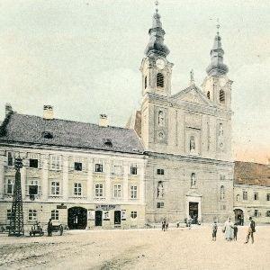 Sopron Domonkos templom